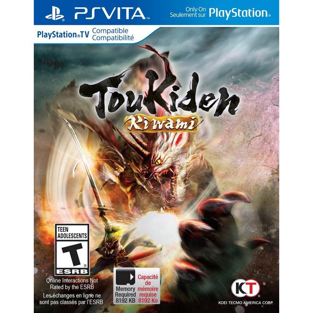Toukiden: Kiwami | PS Vita | GameStop