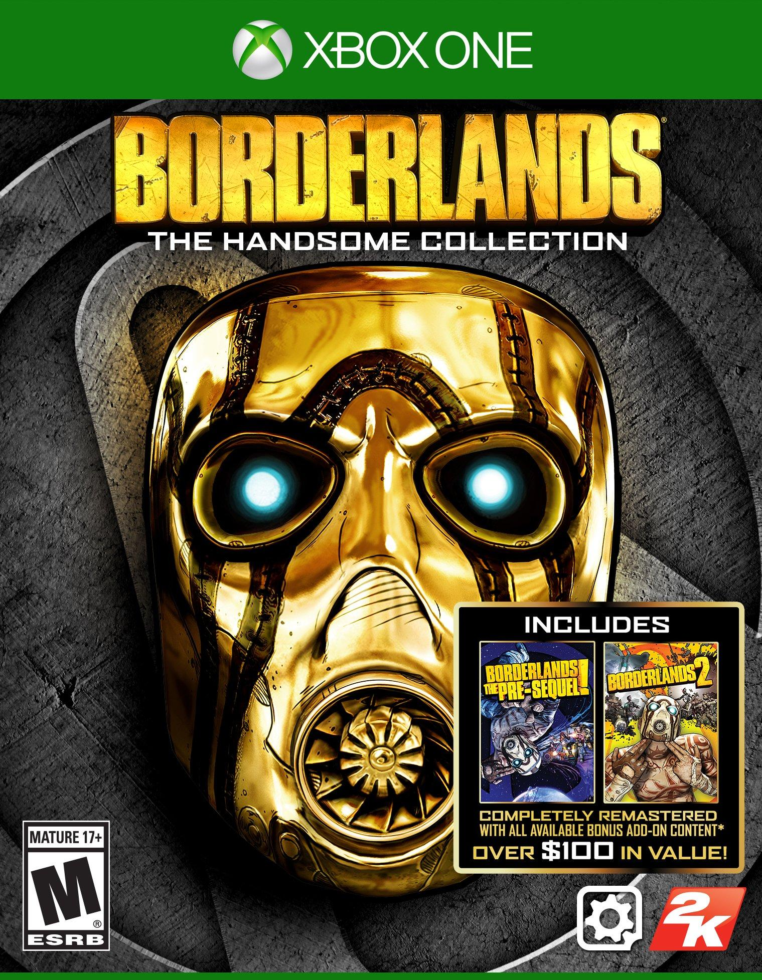 Borderlands: The Handsome Collection | Xbox One | GameStop