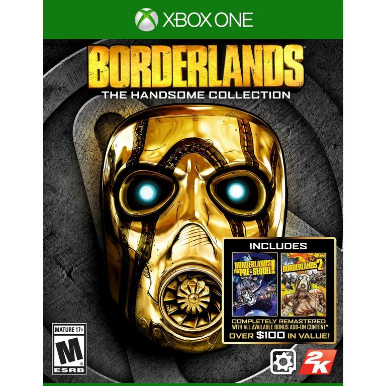 Borderlands The Handsome Collection Xbox One Gamestop