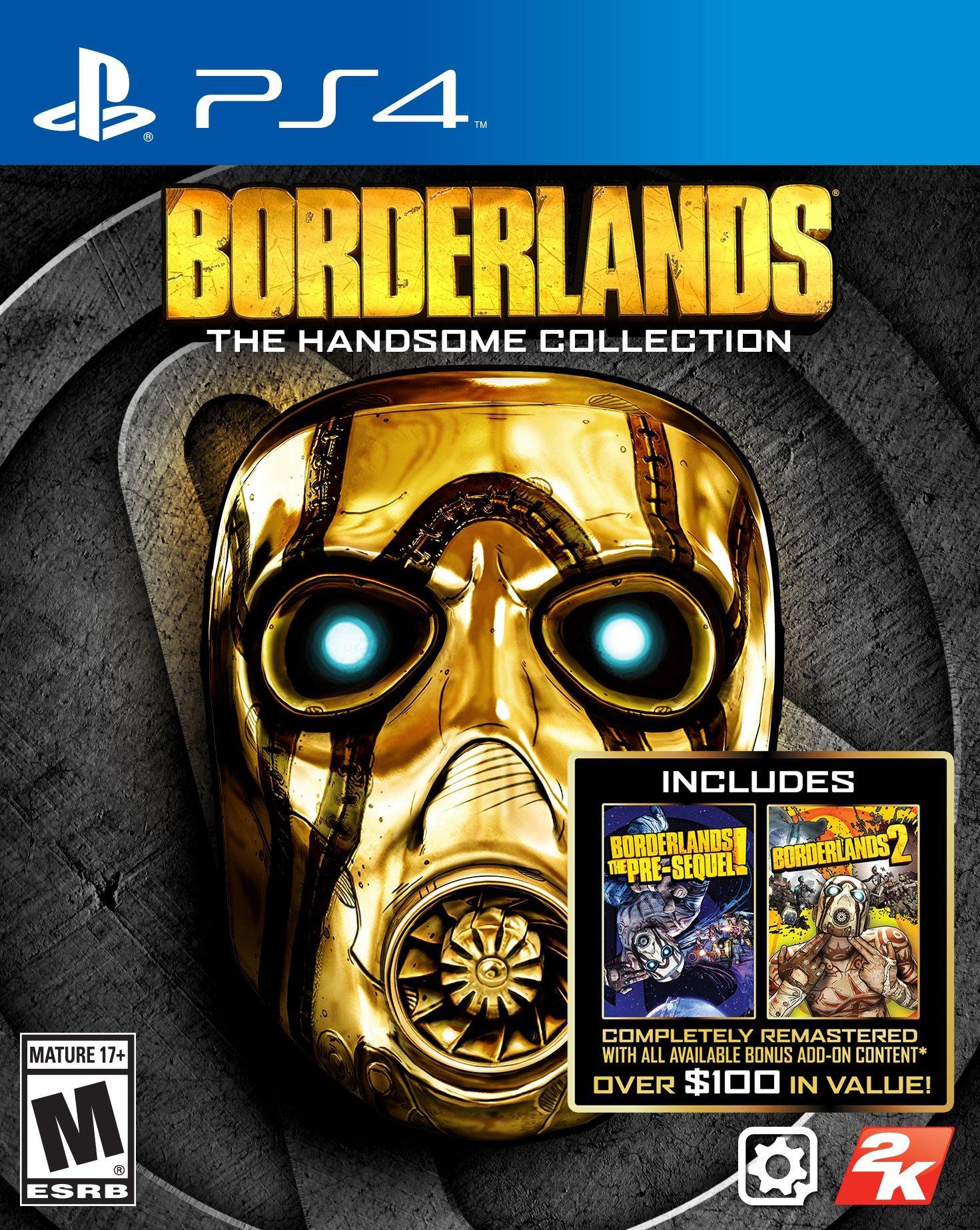 Borderlands: The Handsome Collection   PlayStation 4   GameStop
