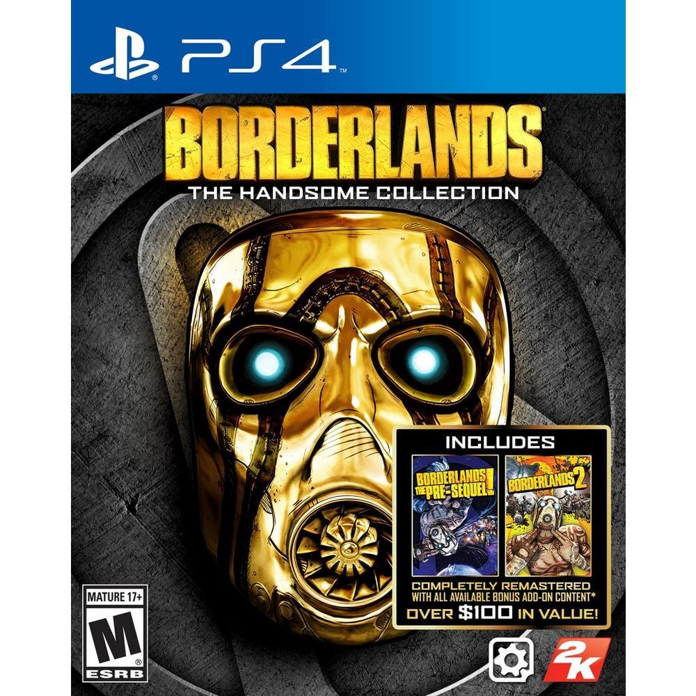 Borderlands: The Handsome Collection | PlayStation 4 | GameStop