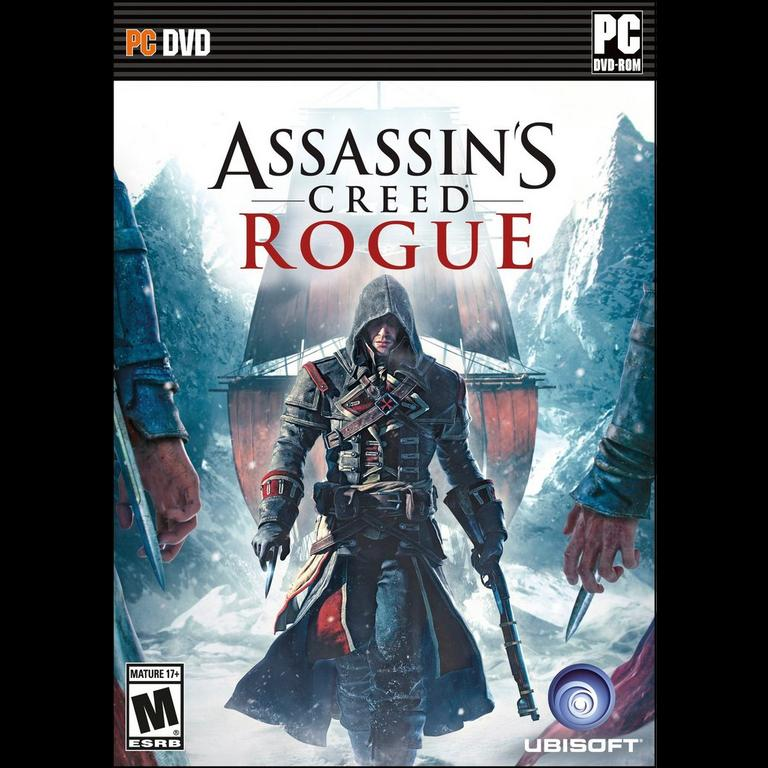 Assassin S Creed Rogue Pc Gamestop