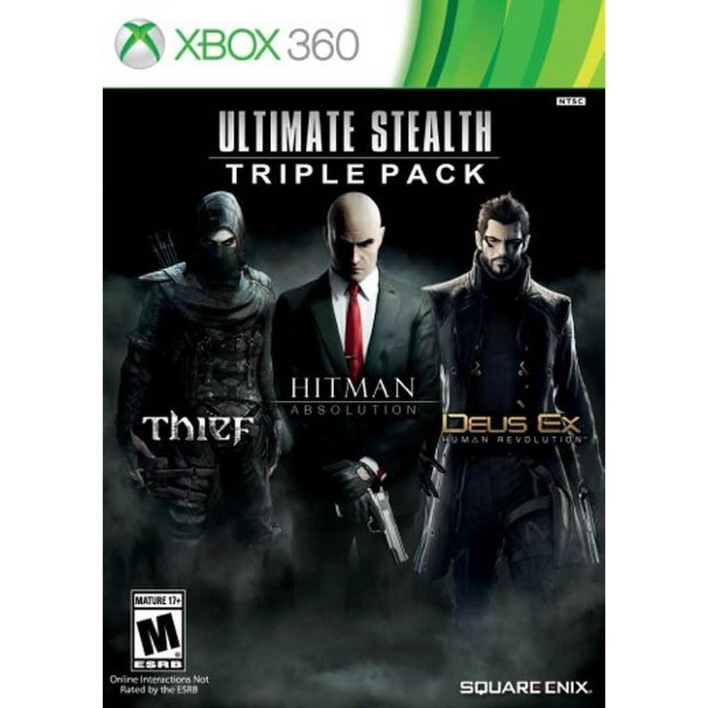 Ultimate Stealth Triple Pack | Xbox 360 | GameStop