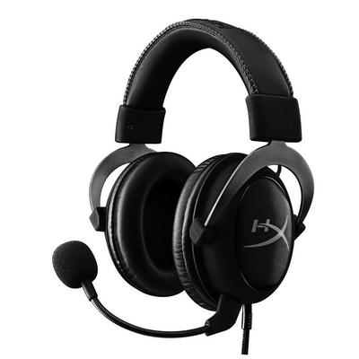 HyperX Cloud II Pro Gaming Gun Metal Wired Headset