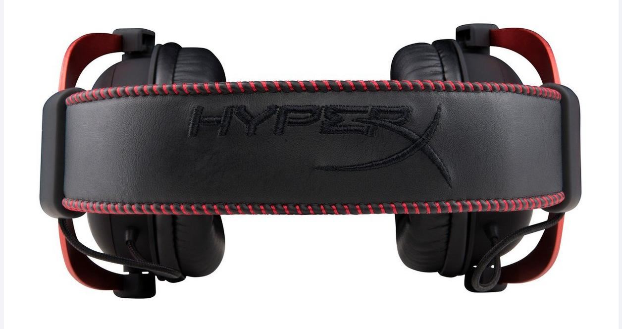 HyperX Cloud II Pro Gaming Gun Metal Wired Headset
