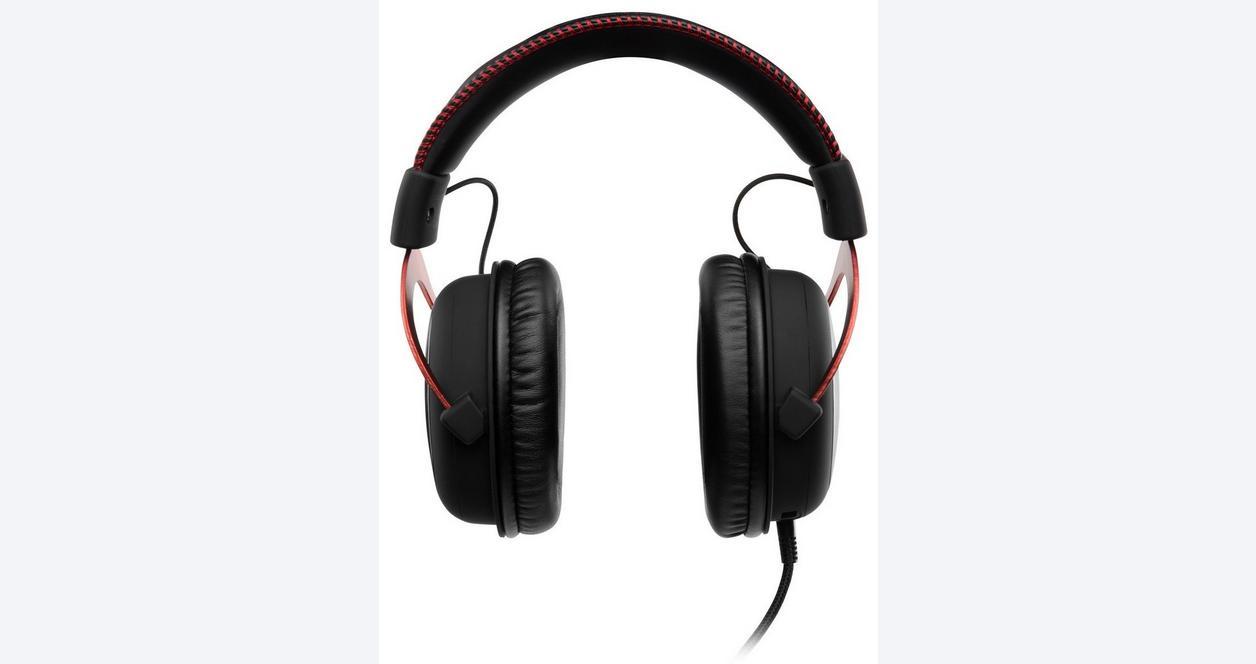 HyperX Cloud II Pro Gaming Headset - Red