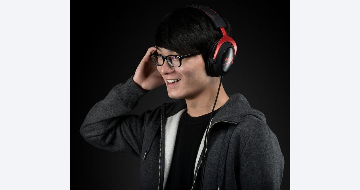 Cloud II Pro Gun Metal Wired Gaming Headset