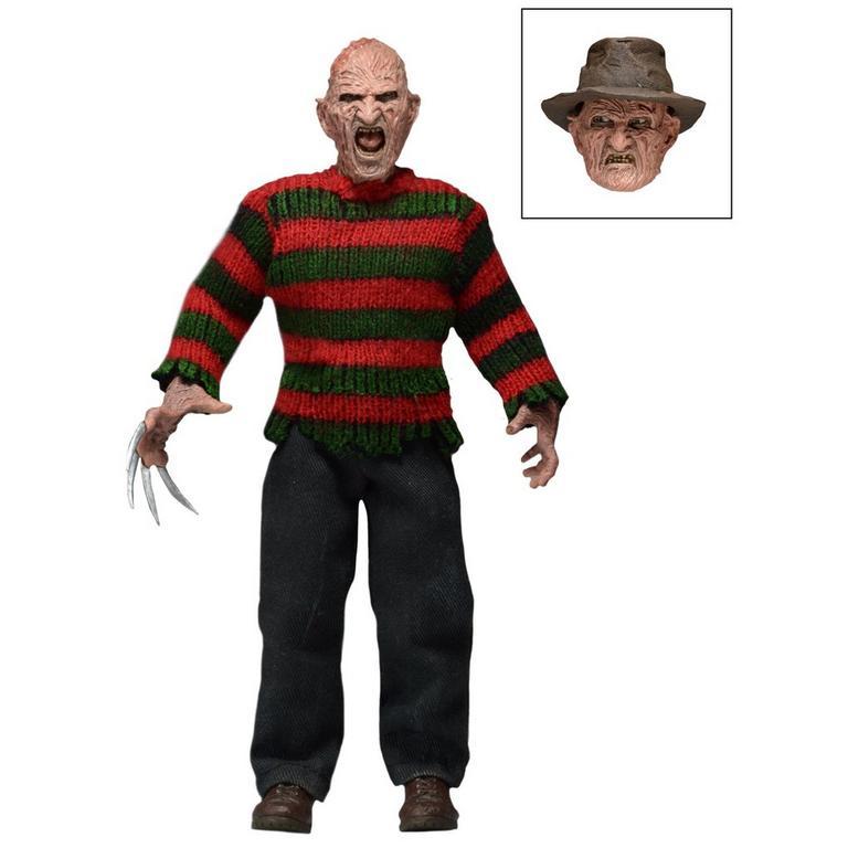 Nightmare on Elm Street - Clothed 8 inch Figure - Part 2 Freddy Revenge