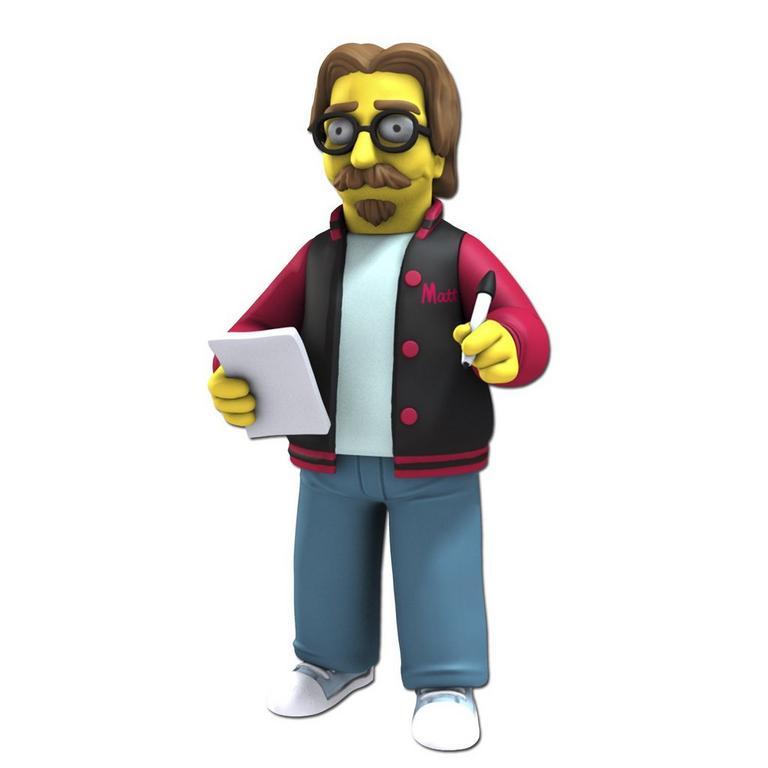 Simpsons 25th Anniversary - 5 inch Figure - Series 5 Matt Groening