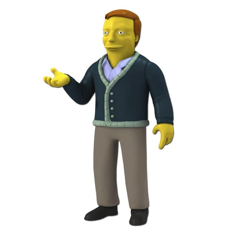 Simpsons 25th Anniversary - 5 inch Figure - Series 5 Adam West