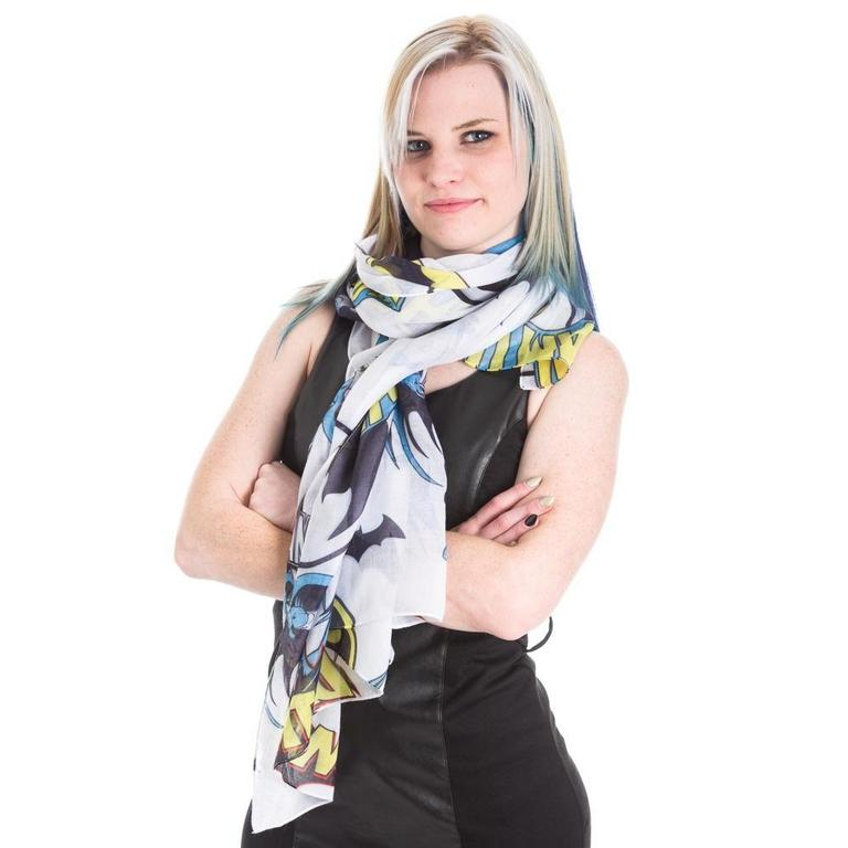 Batman Viscose Scarf