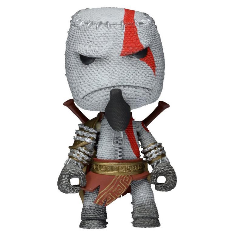 LittleBigPlanet Kratos Sackboy Series 1 Action Figure