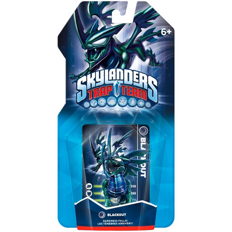 Skylanders Trap Team Blackout Individual Character Pack