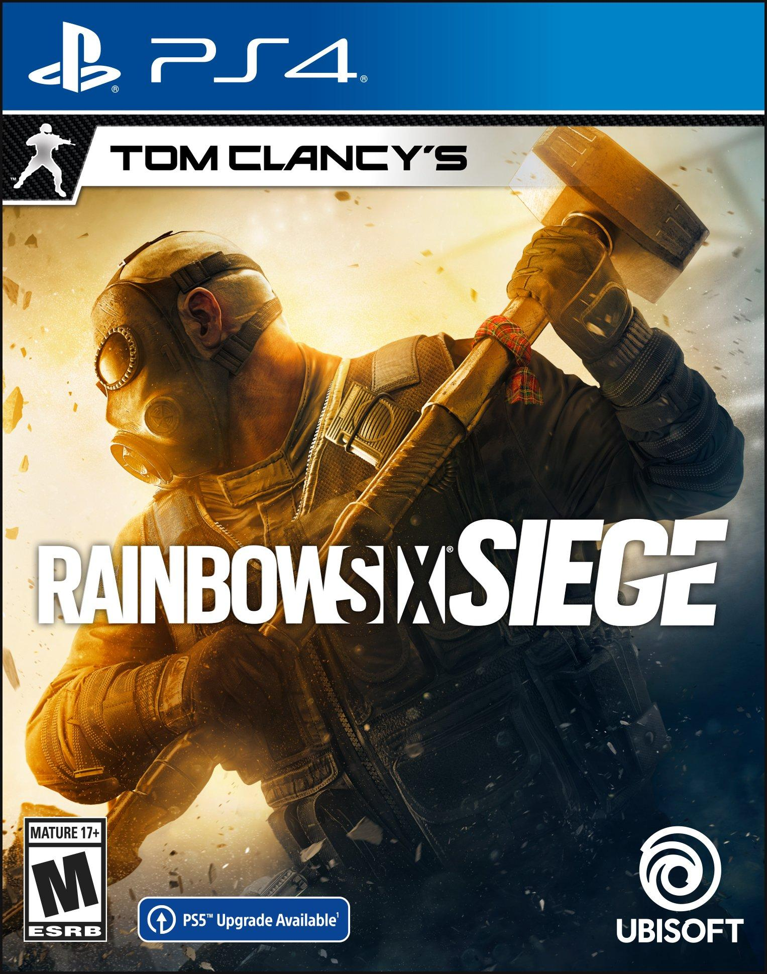 Tom Clancy's Rainbow Six: Siege   PlayStation 4   GameStop