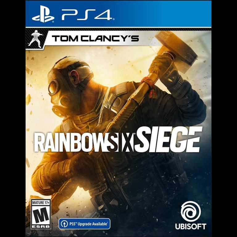 Tom Clancy's Rainbow Six: Siege - PlayStation 4 Xbox One PC Ubisoft