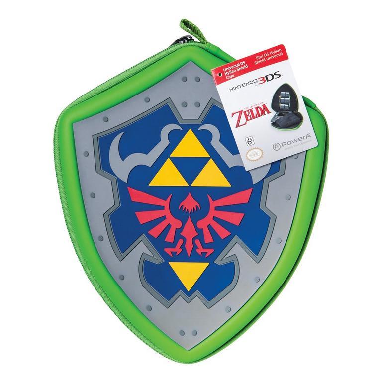 Universal Nintendo DS The Legend of Zelda Shield Case
