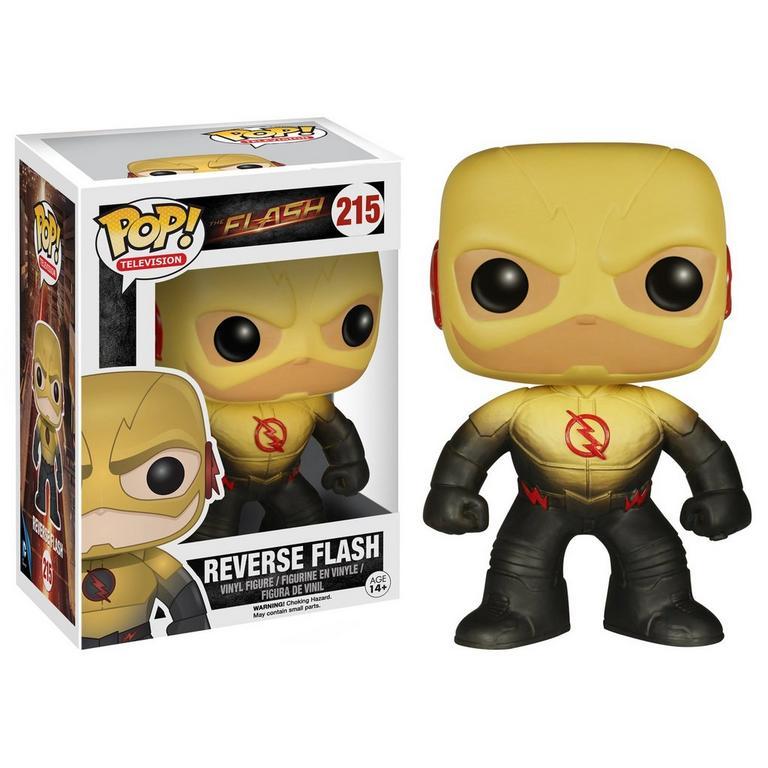 POP! The Flash: The Reverse Flash Vinyl Figure