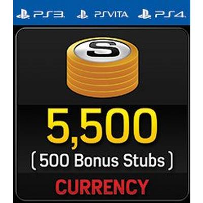 MLB 15 The Show - 5500 Stubs