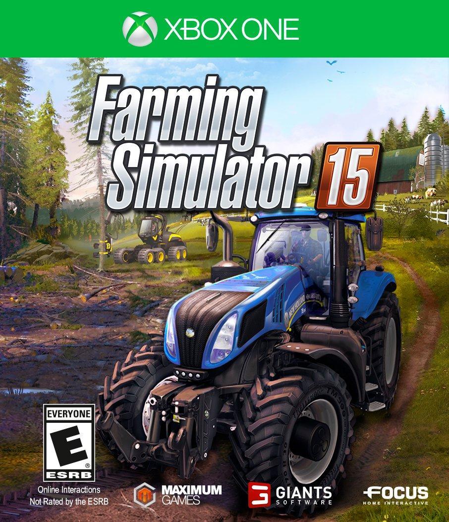 Farming Simulator 15 | Xbox One | GameStop