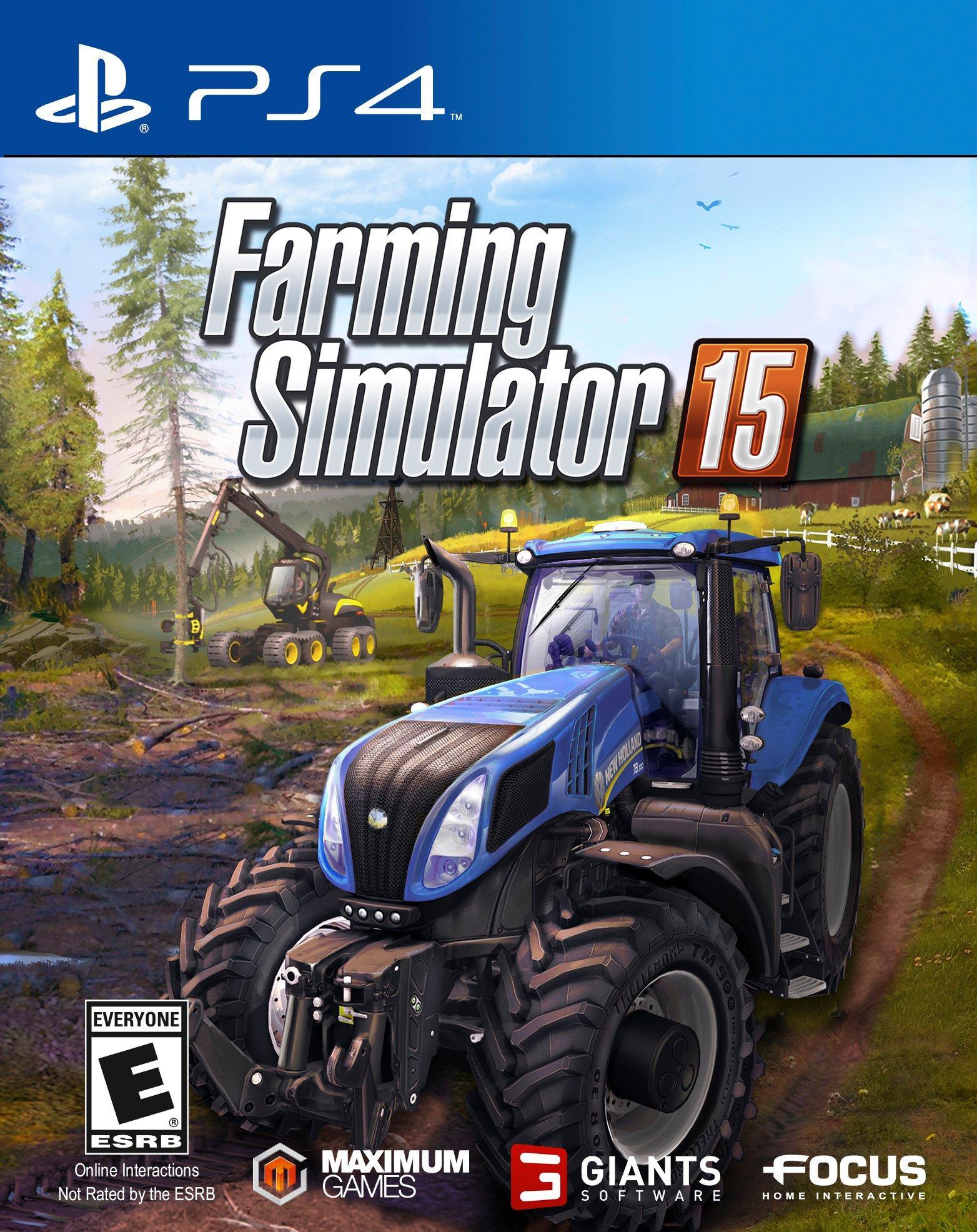 Farming Simulator 15 | PlayStation 4 | GameStop