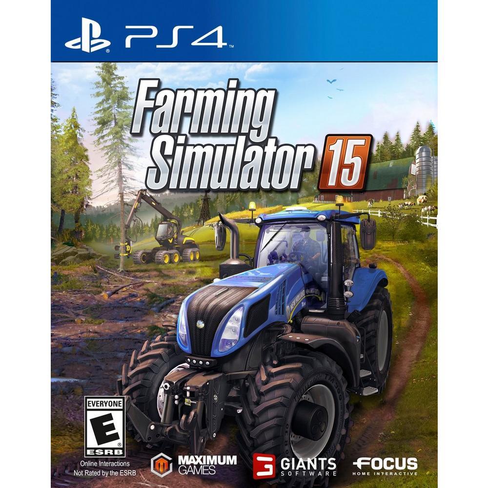 Farming Simulator 15   PlayStation 4   GameStop