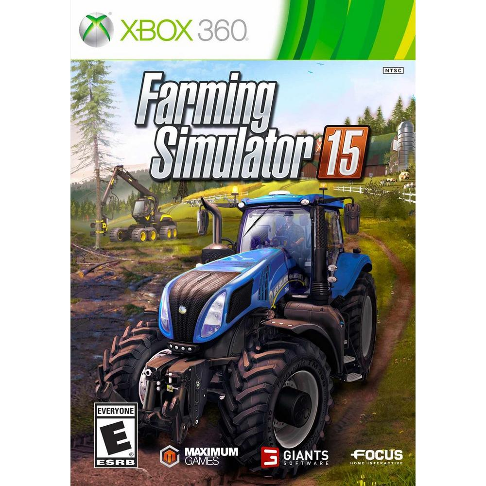 Farming Simulator 15 | Xbox 360 | GameStop