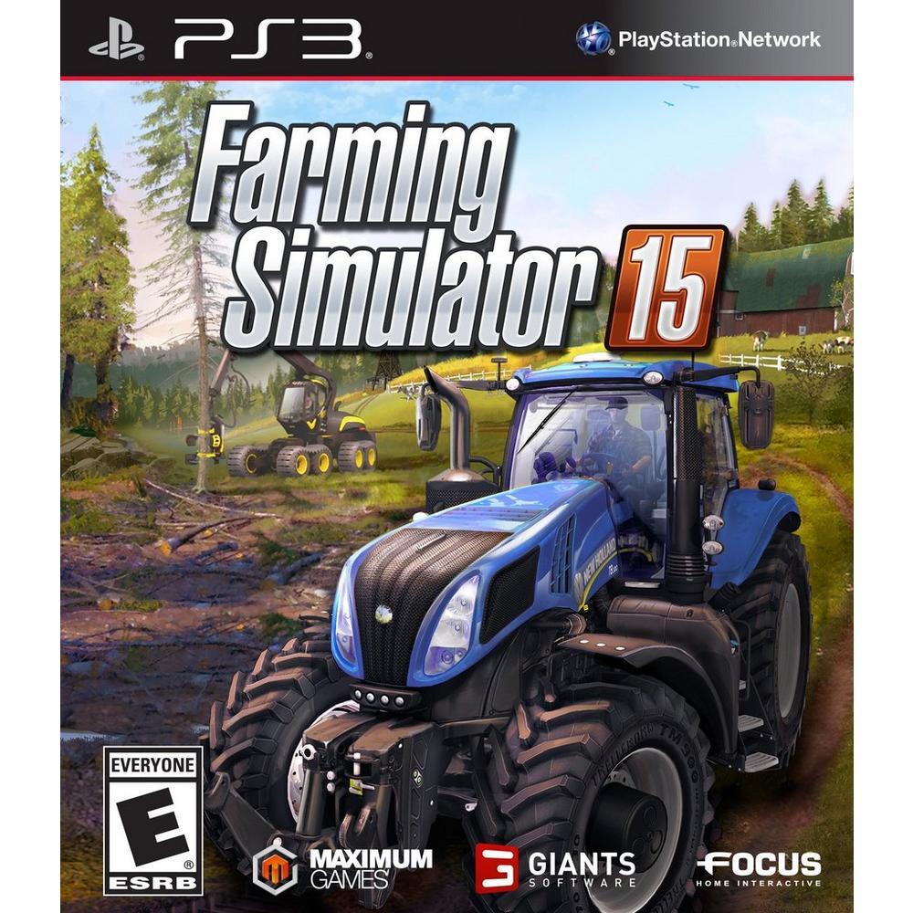 Farming Simulator 15 | PlayStation 3 | GameStop