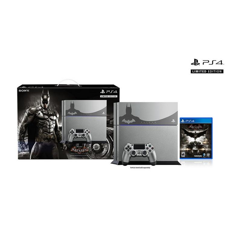 PlayStation 4 Limited Edition Batman: Arkham Knight Bundle 500GB