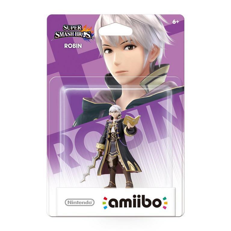 Super Smash Bros. Robin amiibo Figure
