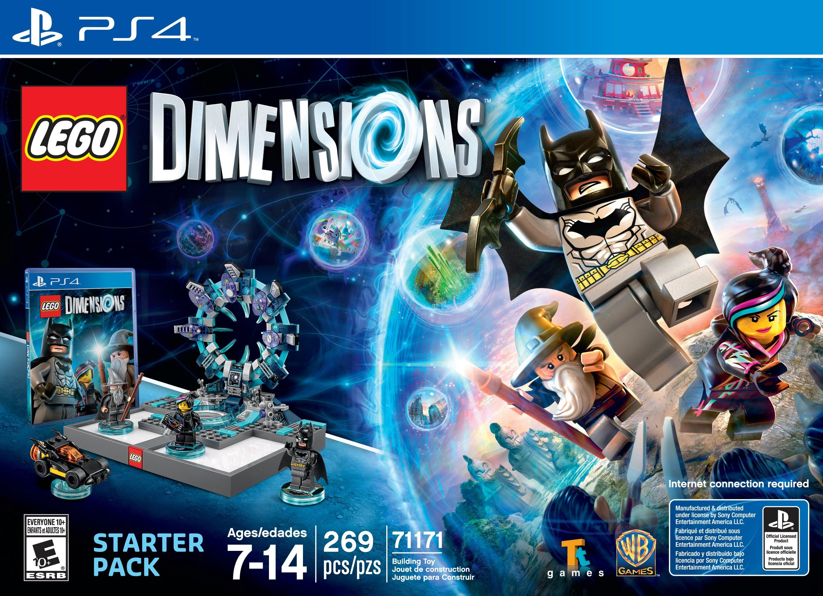 LEGO Dimensions Starter Pack | PlayStation 4 | GameStop