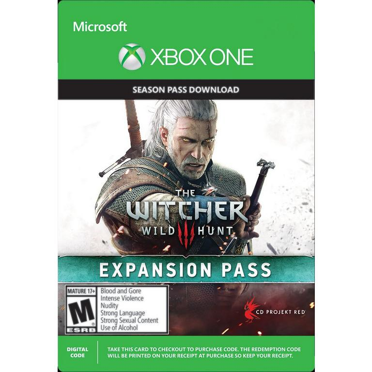 The Witcher III: Wild Hunt Expansion Pass