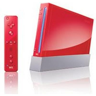 Nintendo Wii System Original - Red