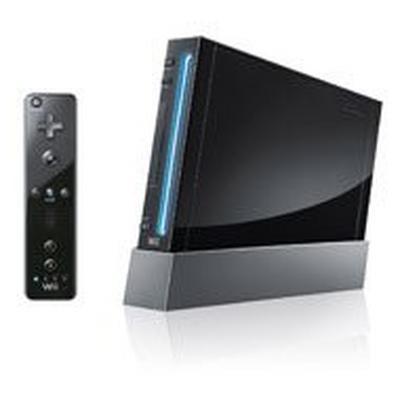 Nintendo Wii System Original - Black