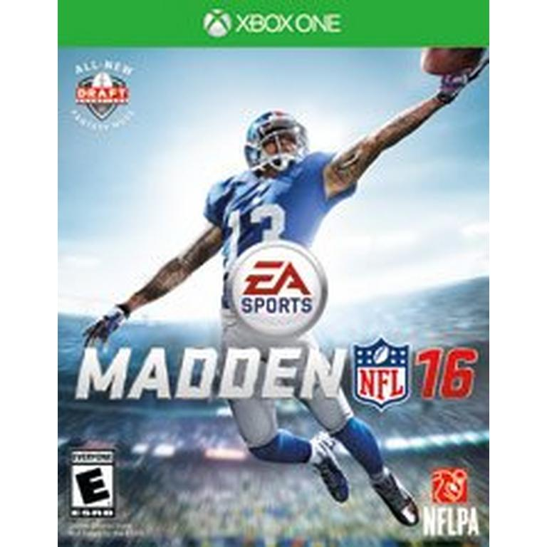 xbox one madden 16 download