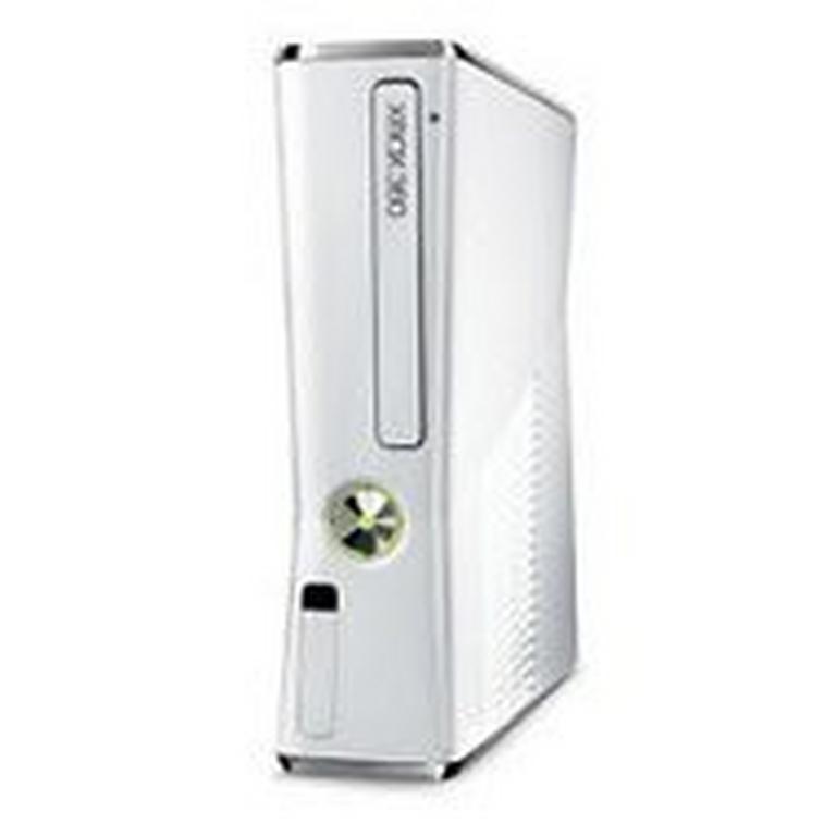 Xbox 360 S White 4GB