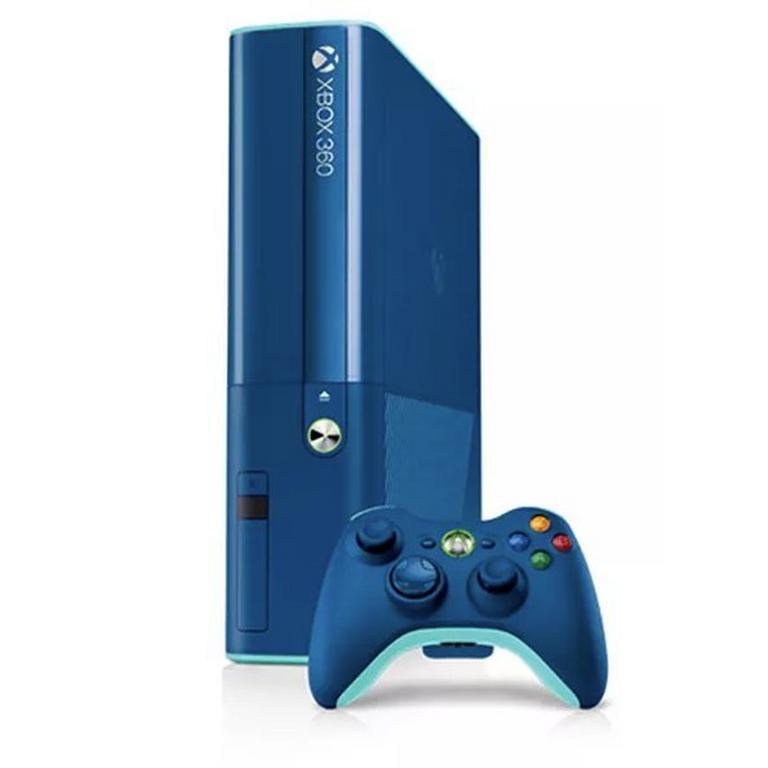 Xbox 360 Elite 500GB System Blue