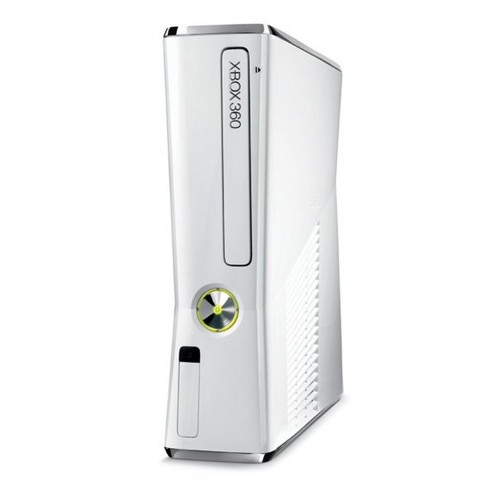 Xbox 360 (S) 320GB System - White | Xbox 360 | GameStop