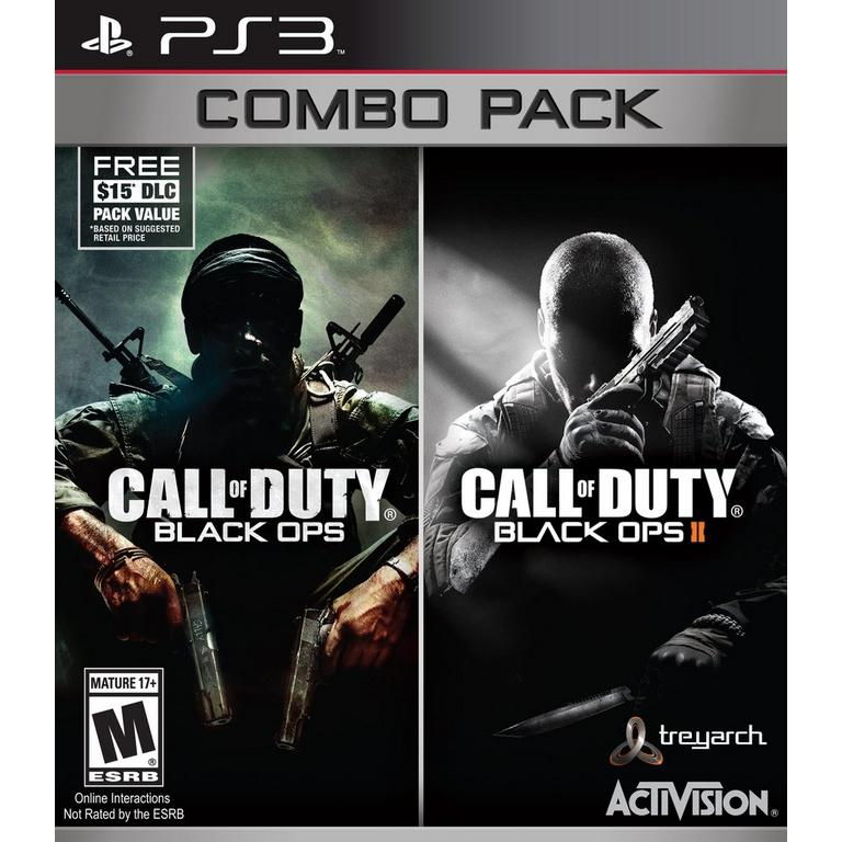 Call of Duty: Black Ops 1 and 2 Bundle