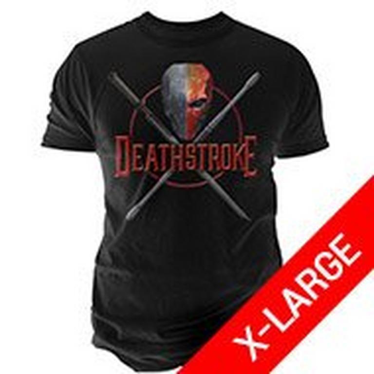 Deathstroke Cross Weapons T-Shirt