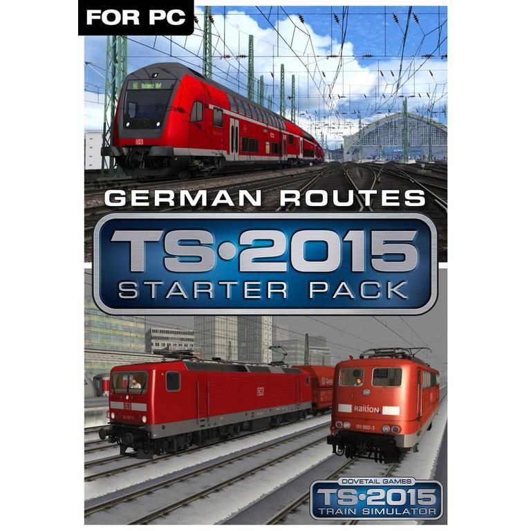 Train Simulator 2015 - German Routes Starter Pack