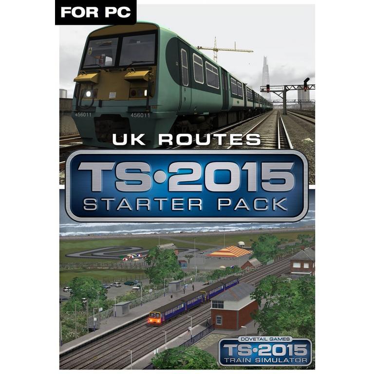 Train Simulator 2015 - UK Routes Starter Pack