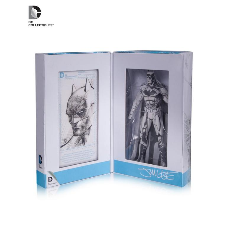 Jim Lee Batman BlueLine Edition Action Figure - Summer Convention Edition