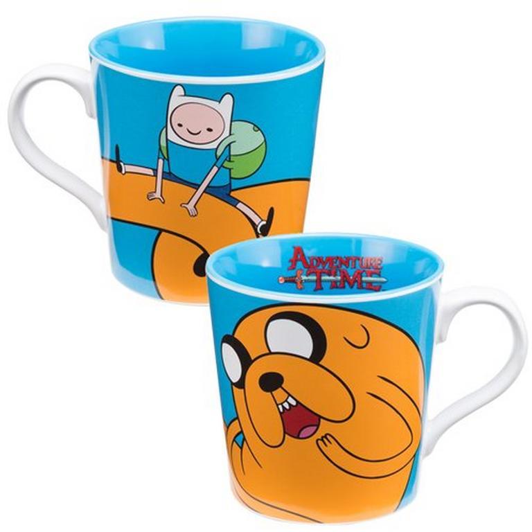 Adventure Time 12 oz Ceramic Mug
