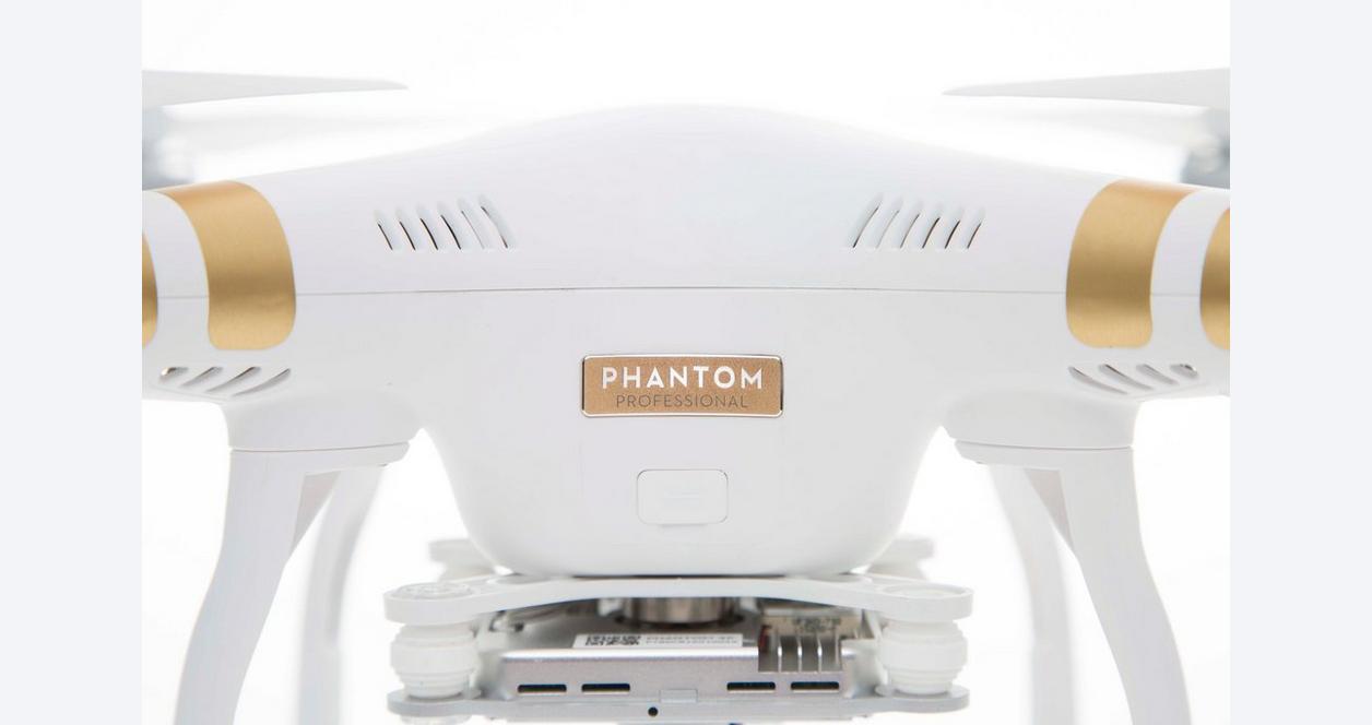 Phantom 3 Professional Quadcopter