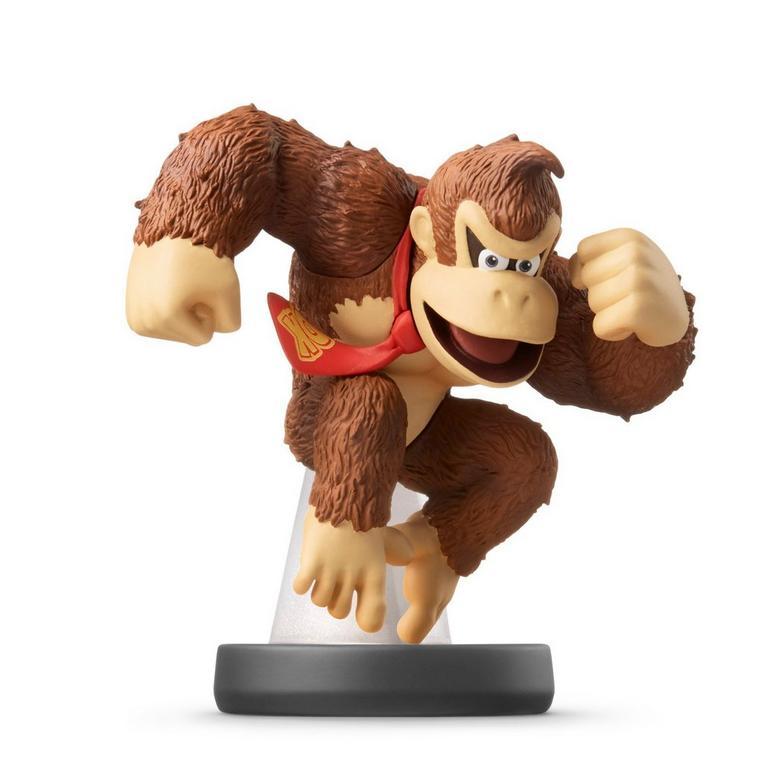 Donkey Kong amiibo Figure