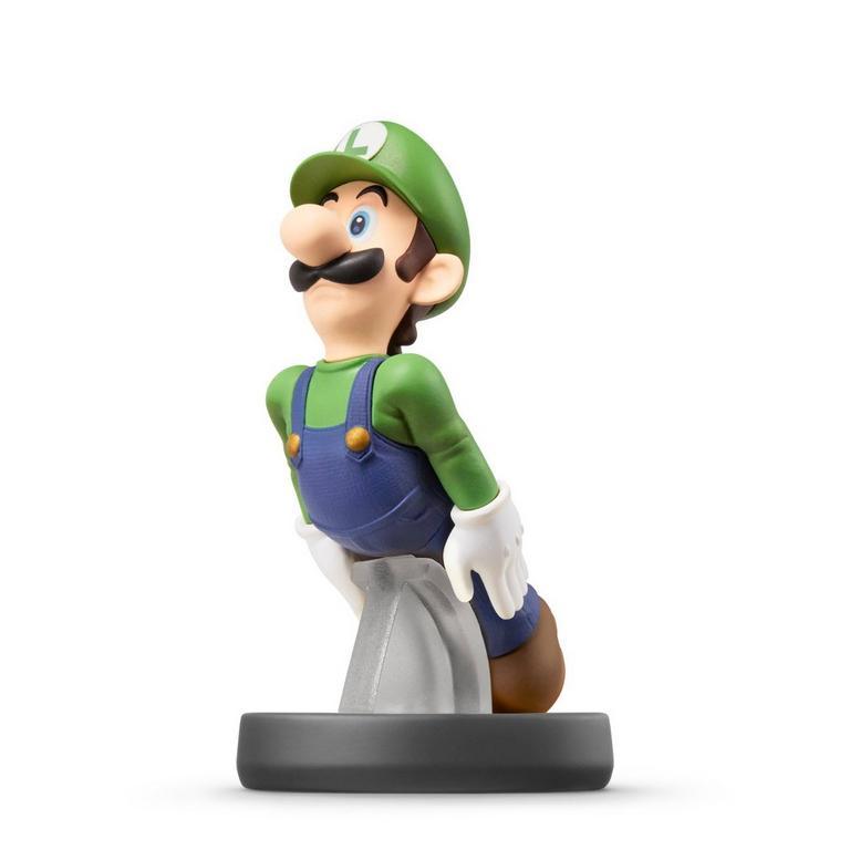 Super Smash Bors. Luigi amiibo
