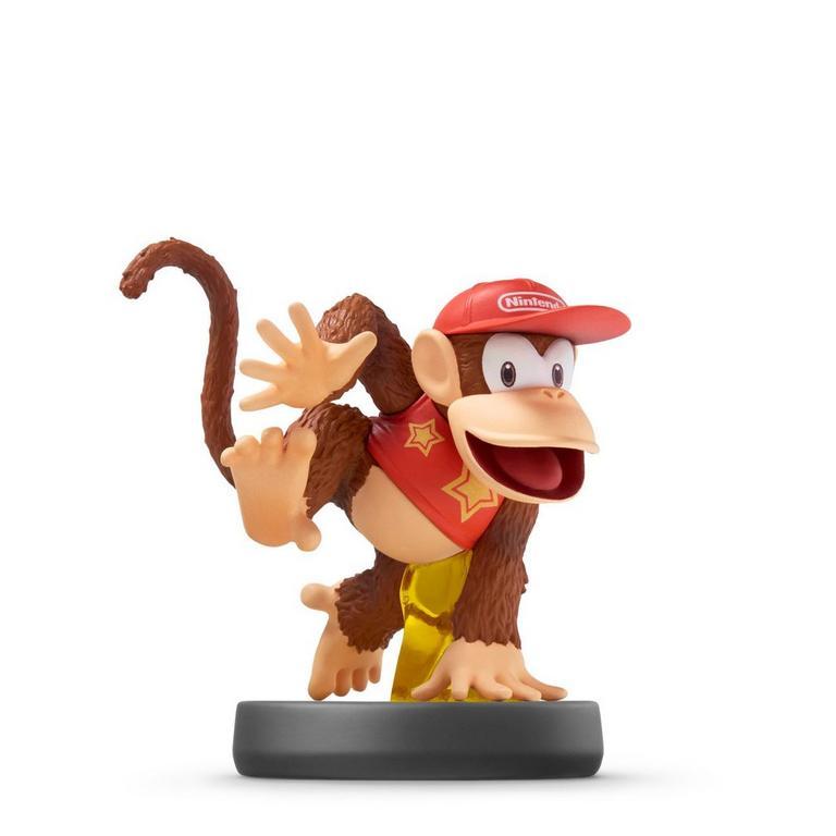 Diddy Kong amiibo Figure