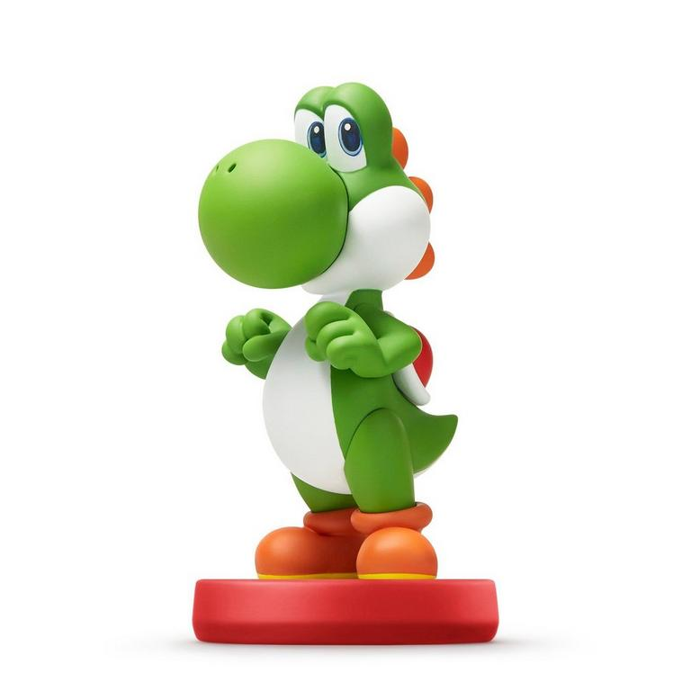 Yoshi Super Mario amiibo Figure