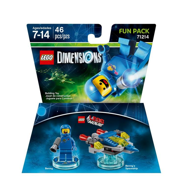 LEGO Dimensions Fun Pack: Benny (The LEGO Movie)