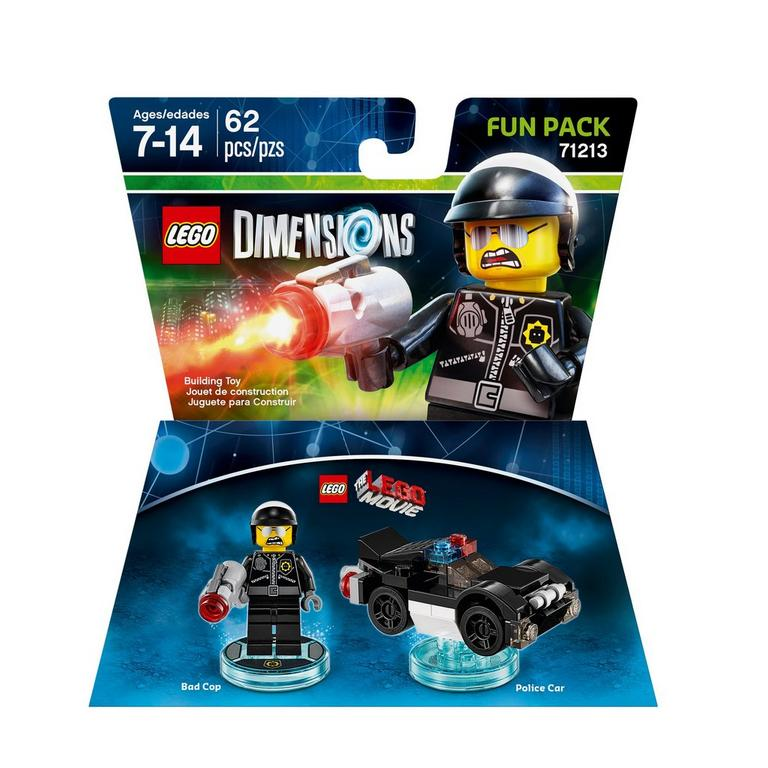 LEGO Dimensions Fun Pack: Bad Cop (The LEGO Movie)